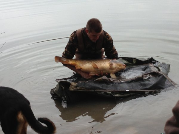 Commune 15kg400 du lac mary lou!!!