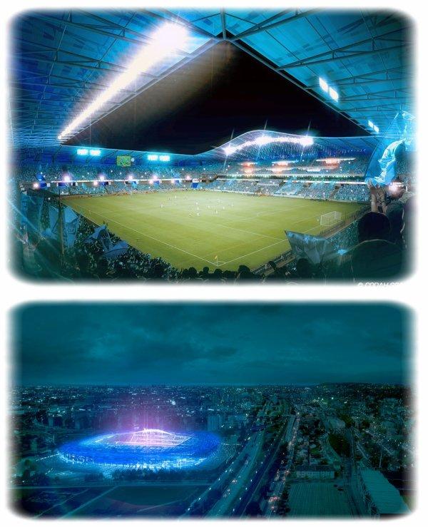 Le Havre: Stade Océane