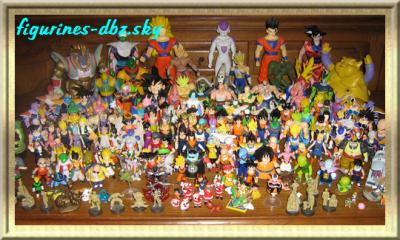 [vDS] figurines Dragon ball GT