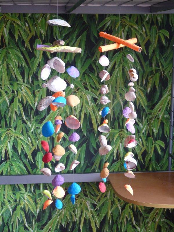 Bricolage Decoration Ete : Bricolage de l été mes deux loustics