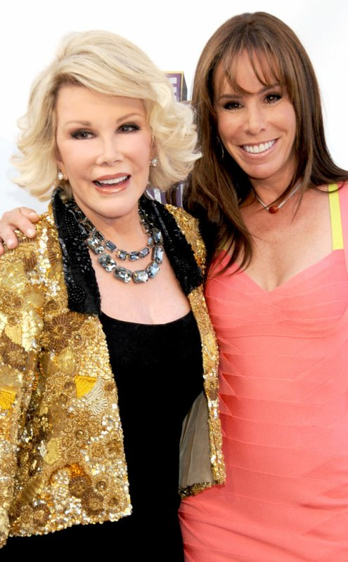 Les incroyables fun�railles hollywoodiennes de Joan Rivers