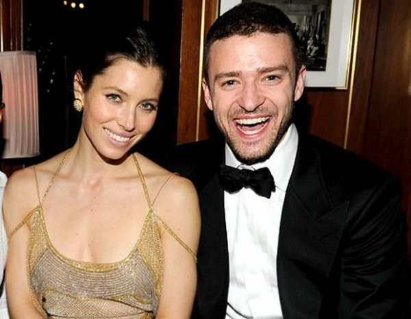 Congratulations to Mr & Mrs TIMBERLAKE who are expecting their first child