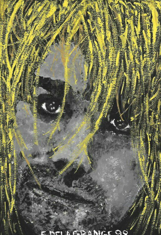 Kurt Cobain (Delagrange Fr�d�ric)