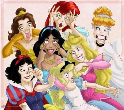 Pour rire dream 39 disney - Jeux de ariel et son prince ...