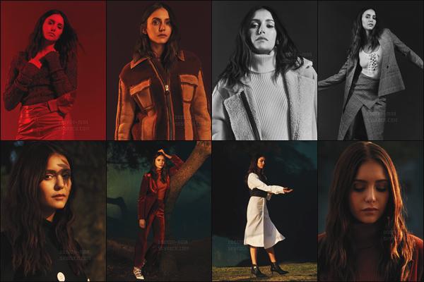 ─ Découvrez le nouveau photoshoot de notre belle pour la magazine « FLAUNT » !