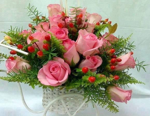 Bon anniversaire � Maurice le mari de mon amie Joelle Bertel,,,,,,,