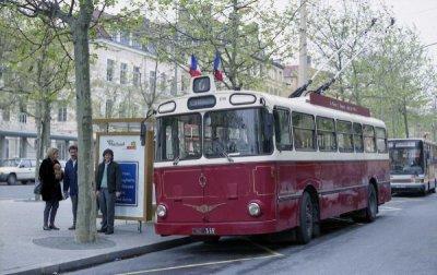 Blog de er100 page 3 les trolleybus du r seau tcl lyon - Bus lyon nancy ...