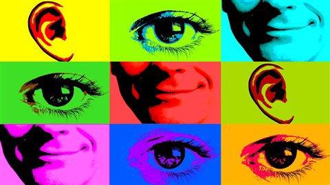 Je suis atteinte de synesth�sie