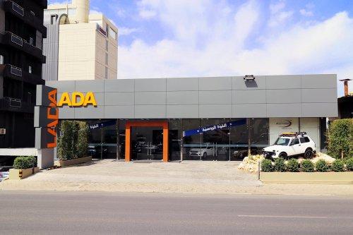 Nouvelle concession LADA au Liban et tarifs des s�ries sp�ciales LADA 4x4 !!!