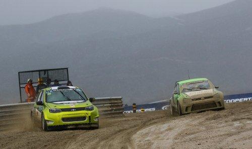 """FIA Euro RX en Su�de (2) : pas de finale pour Egor mais le """"Top 10"""" au g�n�ral..."""