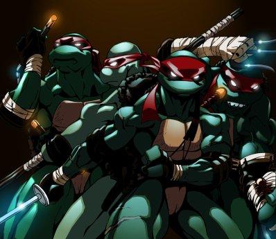 Les tortues ninja le roi arthur la r alit derri re le mythe - Le nom des tortue ninja ...