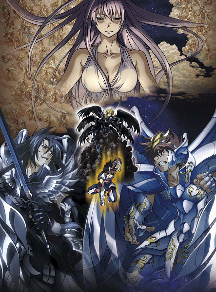 Saint Seiya  : The Lost Canvas