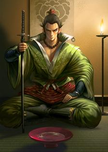 Araki Murashige, de la révolte au maître du thé