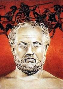 Thucydide, l'historien de la guerre du Péloponnèse