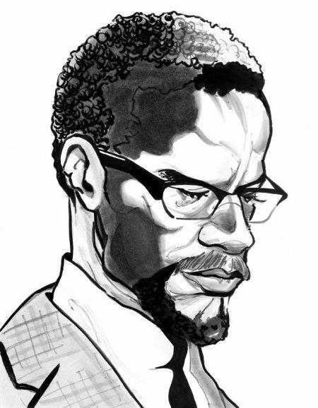 Malcolm X, un héros controversé