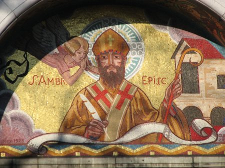 Ambroise de Milan, une évêque très influent