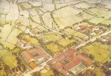 Bibracte, la capitale des Éduens