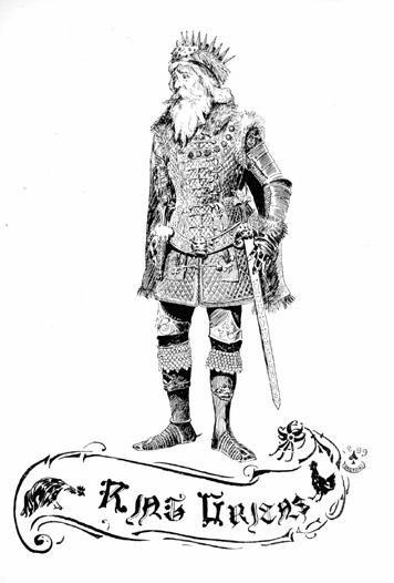 Urien, le puissant roi du Rheged, une inspiration pour le roi Arthur ?