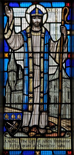"""L'""""âge des saints"""" en Bretagne"""