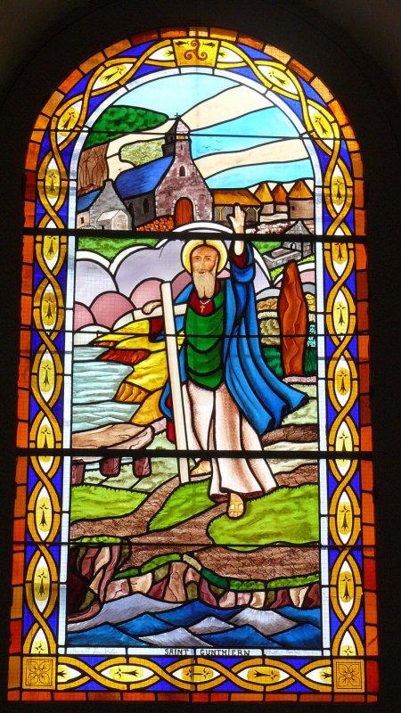 Gunthiern, un saint à l'histoire bien trop belle