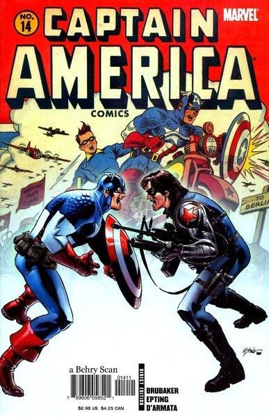 "Captain America : ""The Winter Soldier"""