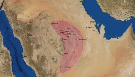 Musaylima, le prophète concurrent de Mahomet