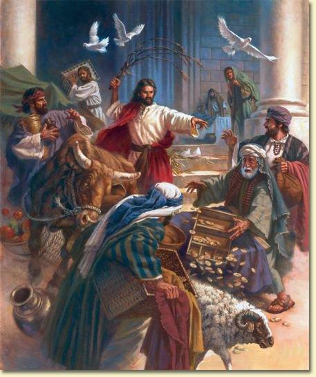 L'entrée de Jésus à Jérusalem : une démarche politique