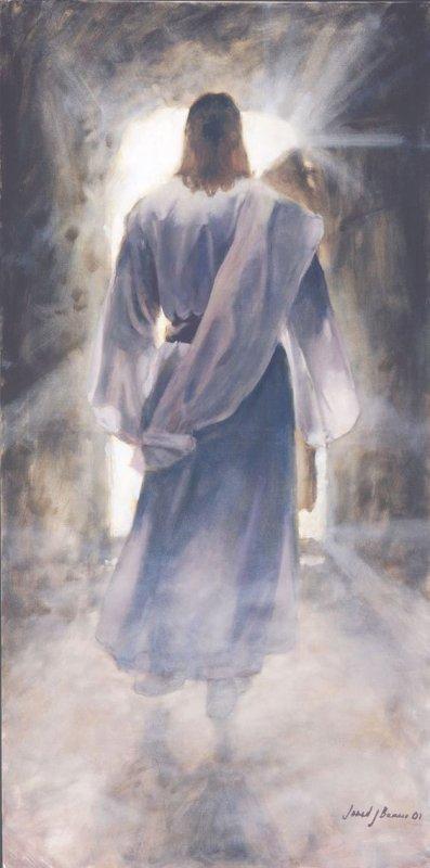 La résurrection, une libération