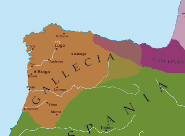 Mailoc, un évêque breton en Galice dont on sait peu de choses