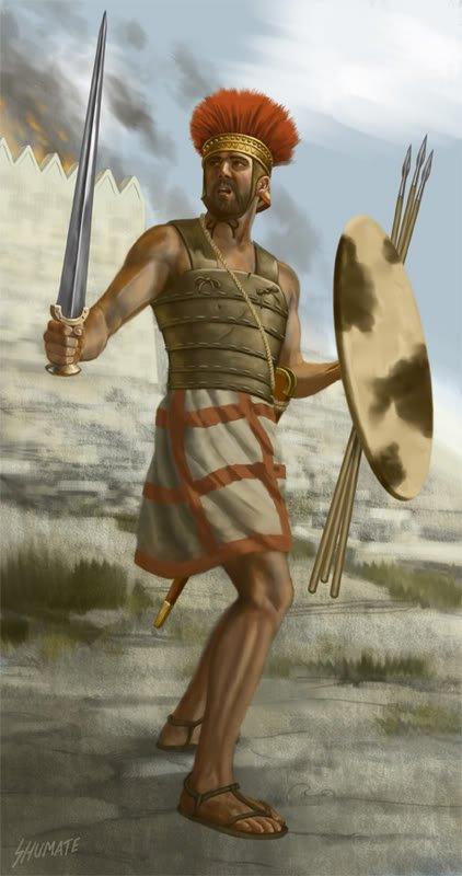 Les Philistins, une peuple plus civilisé que ses ennemis le pensaient