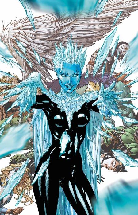 Killer Frost, le froid en héritage