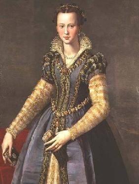 Marie de Médicis, entre légitimité royale et intrigues