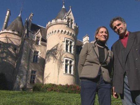 Le château de Fougeret hanté ?