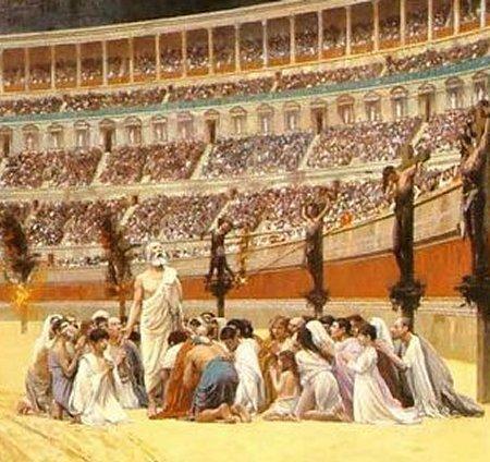 Les persécutions des chrétiens durant l'Empire romain n'ont pas eu l'ampleur qu'on leur donne