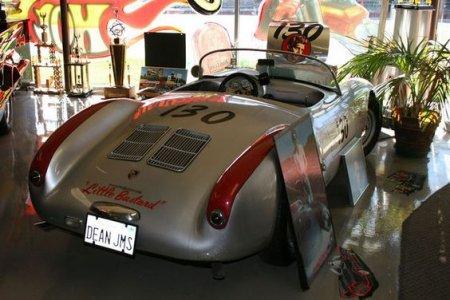 La voiture de James Dean : maudite ?