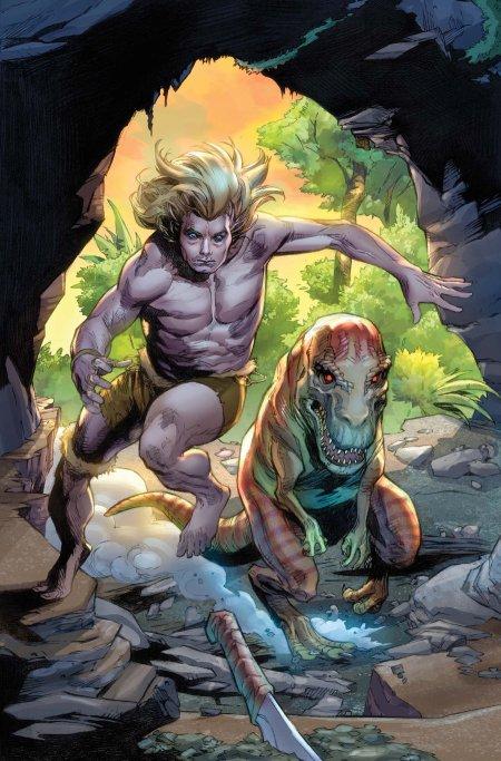 Ka-Zar, un seigneur de la jungle très inspiré