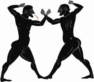 Le premier jour de compétition : les sports de combat