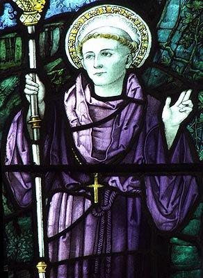 St Cybi, l'évangélisateur de l'île d'Anglesey