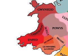 Le Gwent, un royaume aux lignages divers