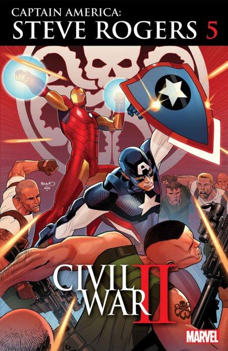 Captain America : Agent d'Hydra ?