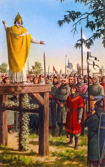 Le concile de Clermont : l'appel à la croisade