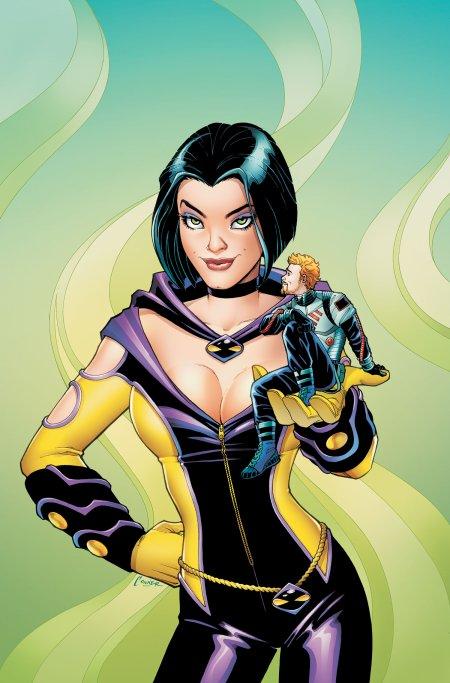 Phantom Lady, une super héroïne alliant le combat contre le crime et le charme