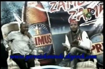 ZAMBAZAMBA AVEC ZACHARIE BABABASWE