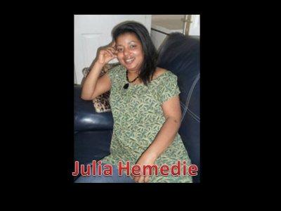 JULIA HEMEDY