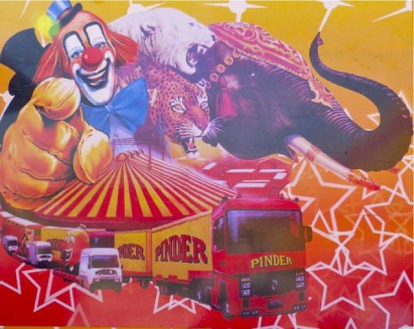 sans plus tarder place au spectacle place au cirque place pinder jean richard. Black Bedroom Furniture Sets. Home Design Ideas