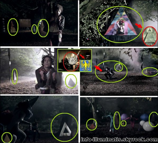 Mika rain illuminati anti illuminati for Chiffre 13 illuminati