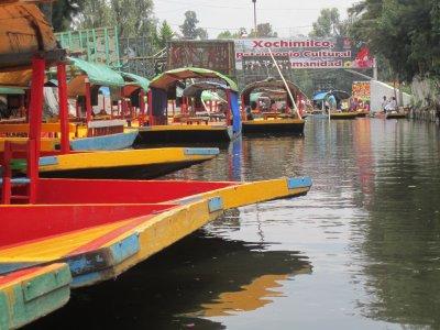 Dimanche 03 juillet jardin flottant xochimilco la for Xochimilco jardin flottant