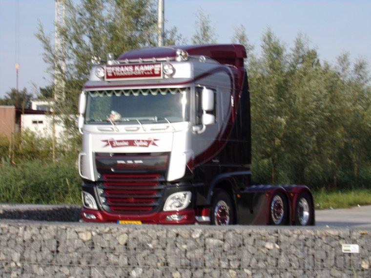 FRANS KAMP transport daf euro6...