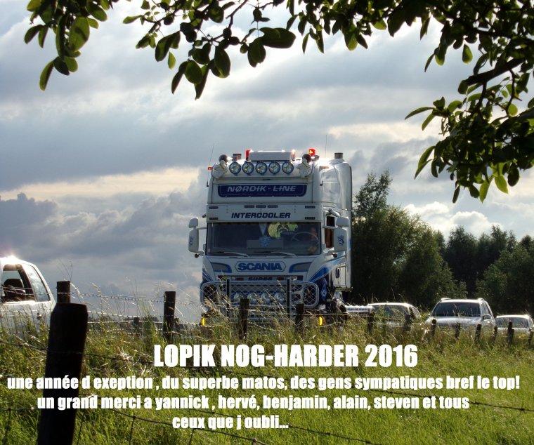 LOPIK NOG-HARDER 2016