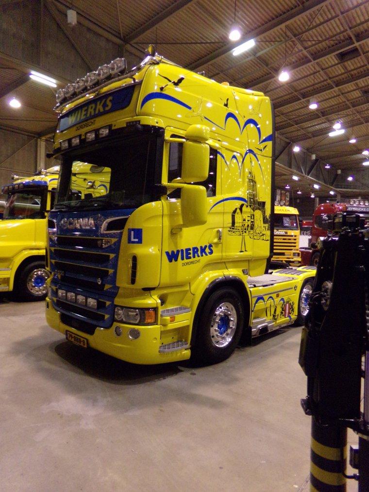 MEGATRUCKFESTIVAL 2016 s'hertogenbosch...  WIERKS auto ecole...